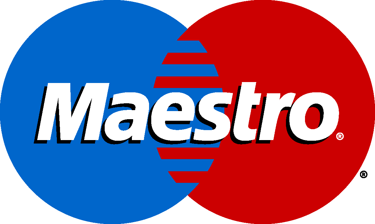 Sparham's Decor, antique pine furniture specialists, Broomfield, Essex accepts Maestro Card payments